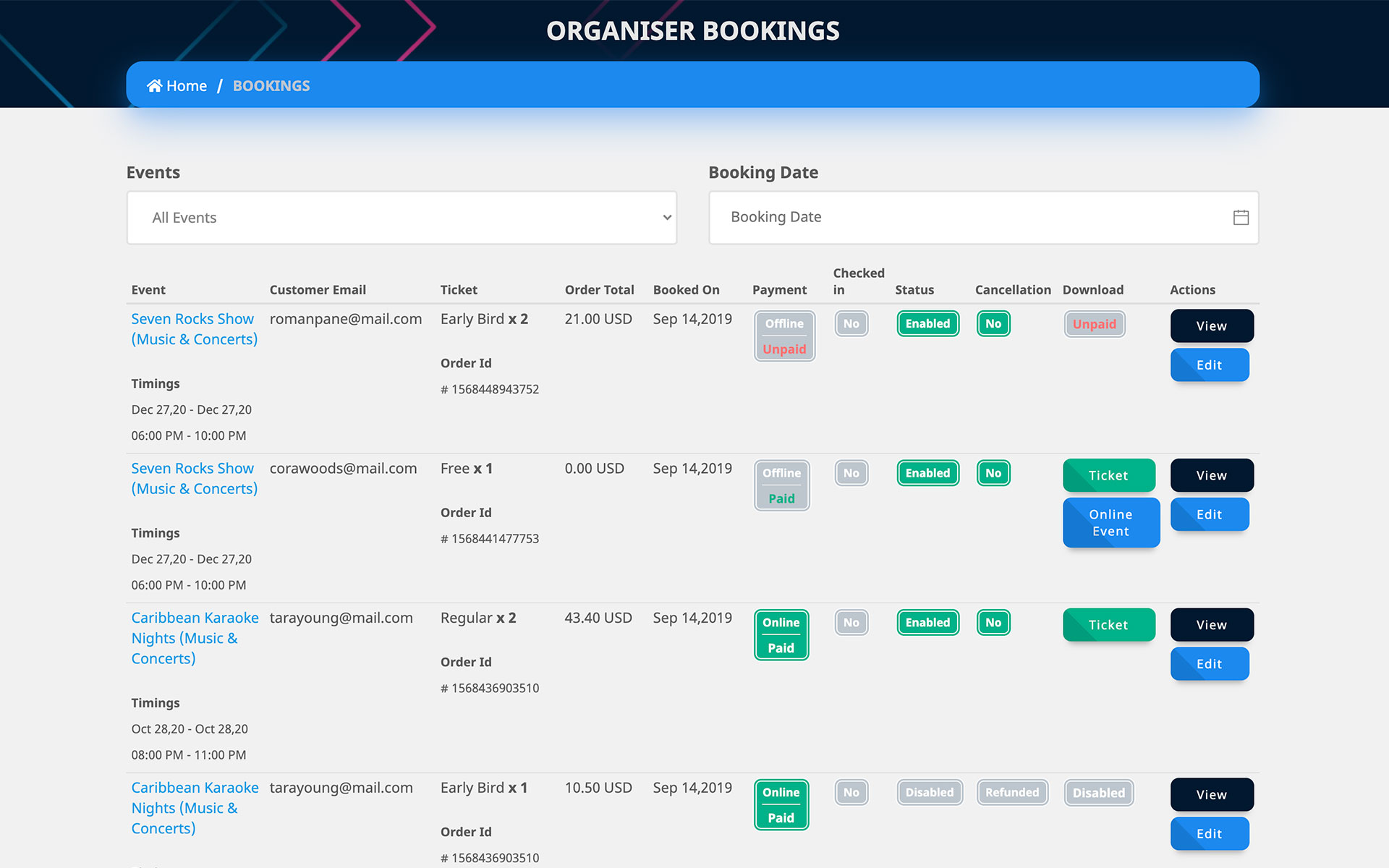 manage-bookings-organizer
